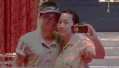 Alain Bao & Linda Phu