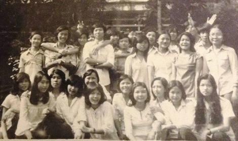Trung Vương 12A5 Niên Khóa 1984