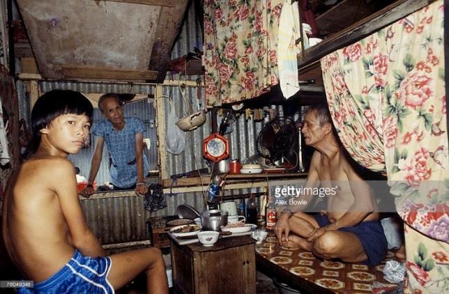 Trại tị nạn Khải Tắc Đông – Photo by Alex Bowie/Getty Images